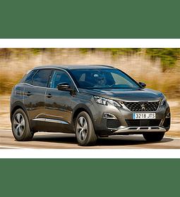 Manual de Usuario Peugeot 3008 ( 2017 - 2020 ) Español