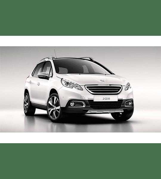 Manual de Usuario Peugeot 2008 ( 2013 - 2015 ) Español
