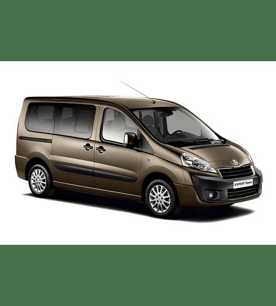 Manual de Usuario Peugeot Expert Tepee ( 2011 - 2013 ) Español