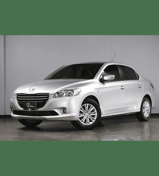 Manual de Usuario Peugeot 301 ( 2012 - 2014 ) Español
