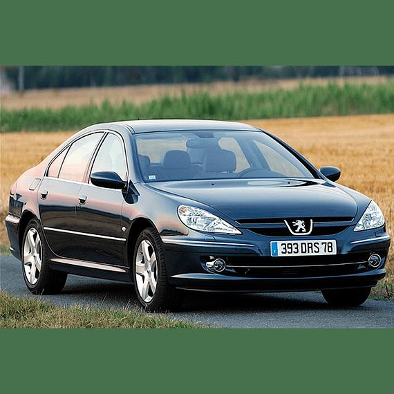 Manual de Usuario Peugeot 607 ( 2009 - 2011 ) Español