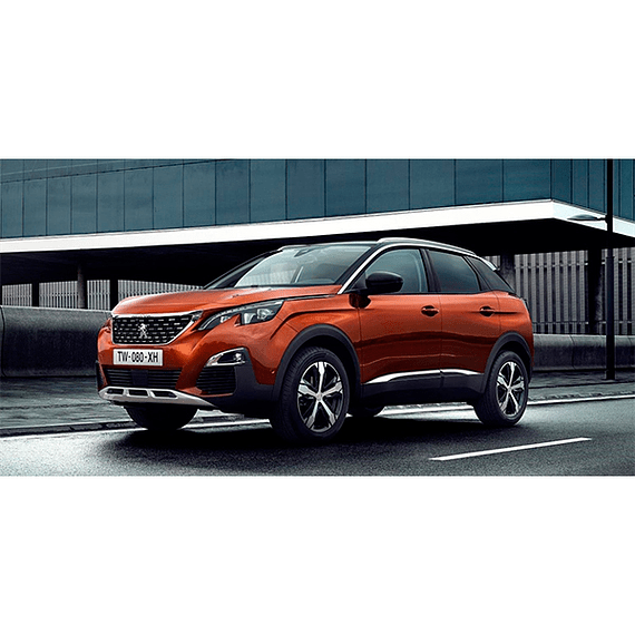 Manual de Usuario Peugeot Suv 3008 ( 2017 - 2019 ) Español