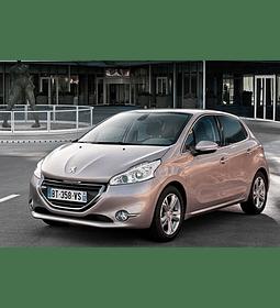 Manual de Usuario Peugeot 208 ( 2017 - 2019 ) Español