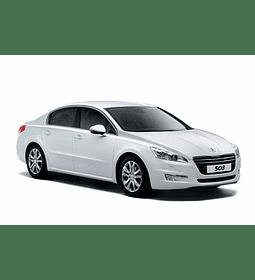 Manual de Usuario Peugeot 508 ( 2011 - 2013 ) Español
