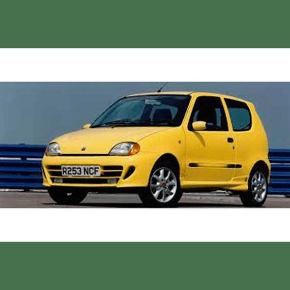 Manual de Despiece Fiat Seisento ( 1998 - 2010 ) Español