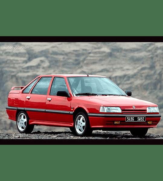 Manual de despiece Renault 21 ( 1992 - 1995 ) Español