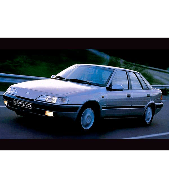 Manual De Taller Daewoo Espero (1990-1997) Español