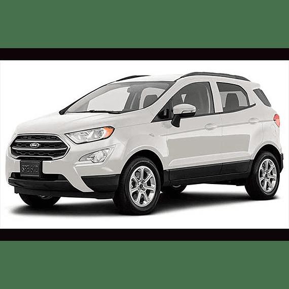 Manual De Taller Ford Ecosport (2013-2019) Ruso