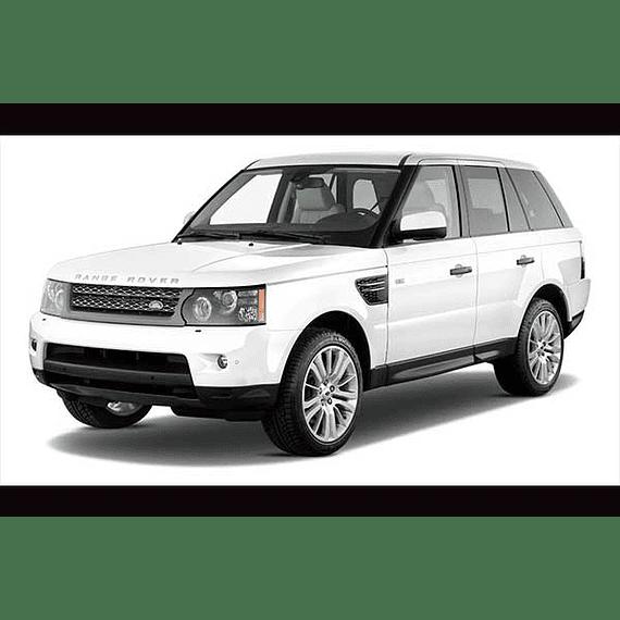 Manual de Taller Ranger Rover Sport L320 (2009-2013 ) Inglés