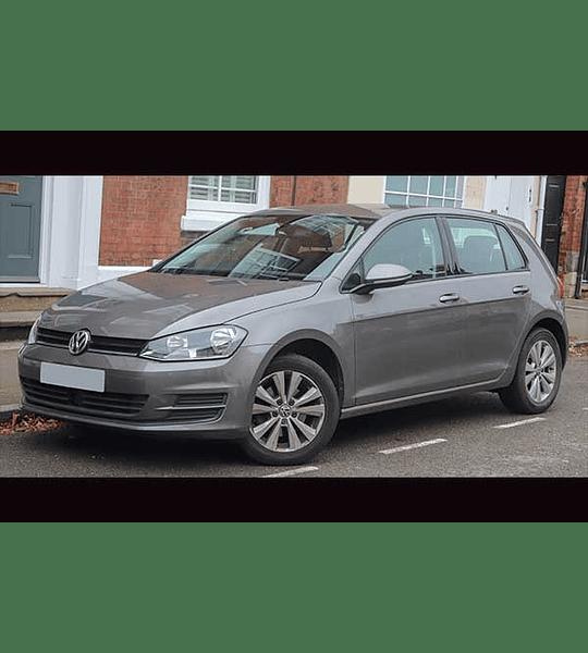 Manual de Taller Volkswagen Gold VII MK7 ( 2012 - 2018 ) Inglés