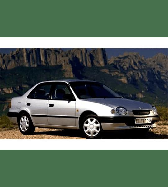 Manual De Taller Toyota Corolla (1991–1998) Español