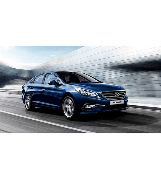 Manual de Taller Hyundai Sonata ( 2005 - 2013 ) Inglés