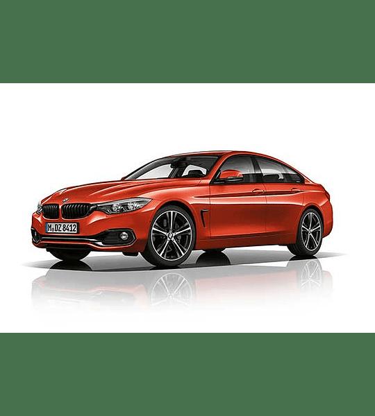Manual de Taller BMW F32 435 Diesel ( 2014 - 2020 )