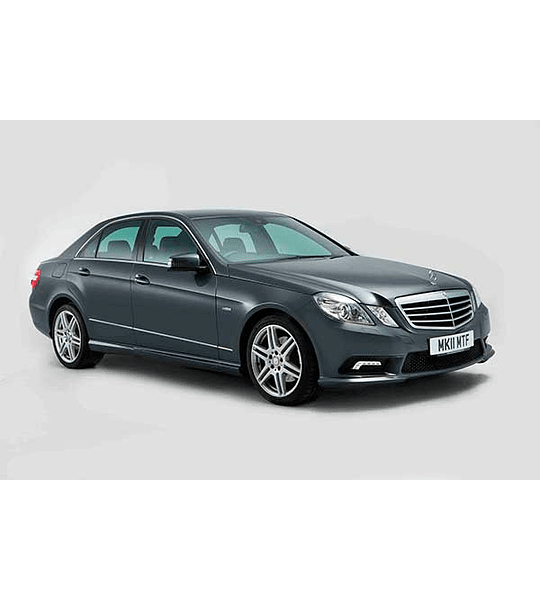 Manual De Taller Mercedes Benz W212 (2009–2016) Español