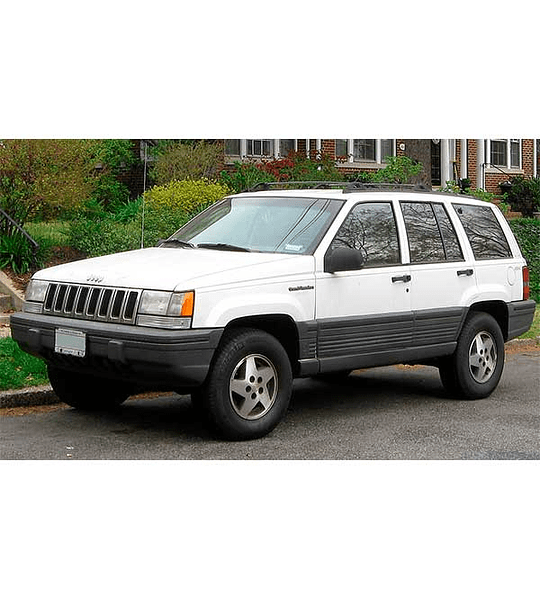 Diagramas Eléctricos Jeep Grand Cherokee ( 1996 ) Inglés
