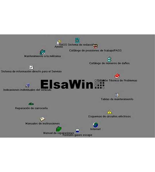 Elsawin 2017 Full 5.3 Multi-idioma