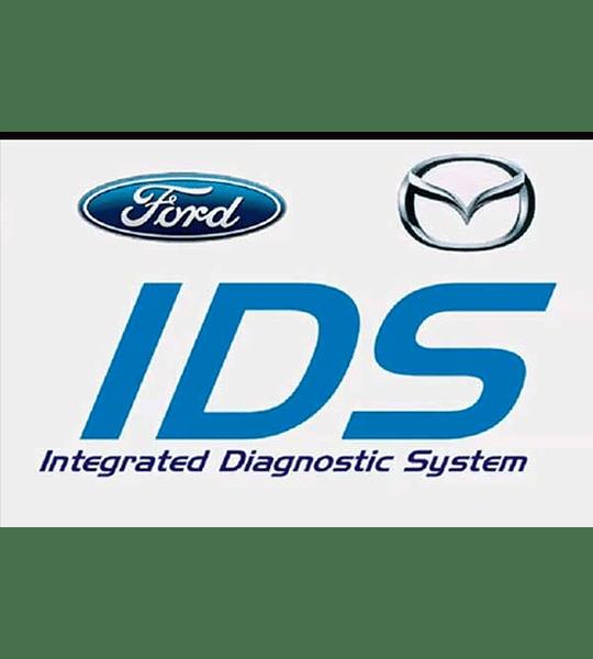 Ford Ids 93.02 - Programa De Concesionario Para Diagnóstico