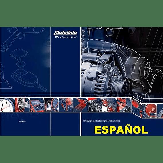 Auto Data 4.0 Español
