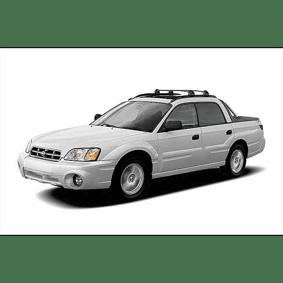 Manual De Taller Subaru Baja (2003–2006)  Español