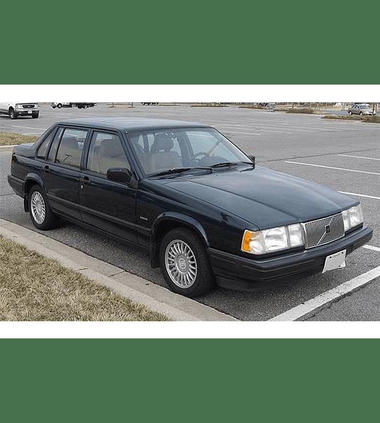 Manual De Taller Volvo 940 (1990-1998) Español