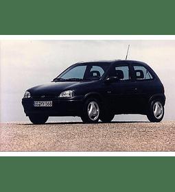 Manual de Taller Opel Corsa / Combo ( 1993 - 1998 ) Francés