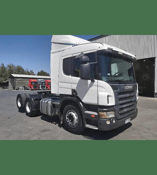 Sistema Eléctrico / Diagrama Camión Scania  P/R/T ( 2005 en adelante ) Español