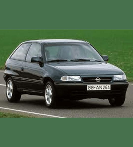 Manual de Taller Opel Astra / Haynes ( 1991 - 1998 ) Inglés
