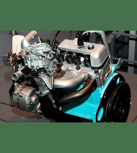 Manual De Reparación Del Motor De Servicio De La Serie K De Toyota