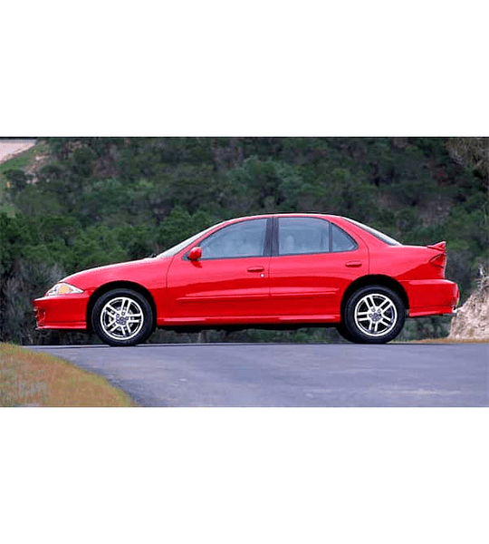 Manual de Taller Chevrolet Cavalier / Haynes ( 1995 - 2001 ) Inglés