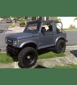 Manual de Taller Suzuki Samurai / Sidekick / Haynes ( 1986 - 1996 ) Inglés