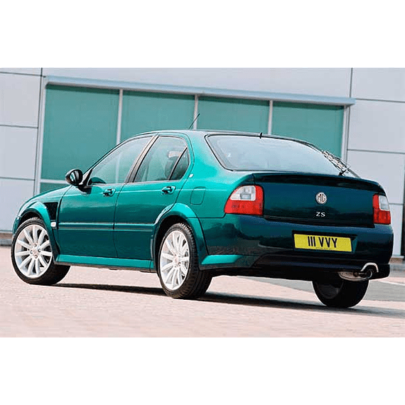 Manual de Taller MG ZS / Haynes ( 1999 - 2005 ) Inglés