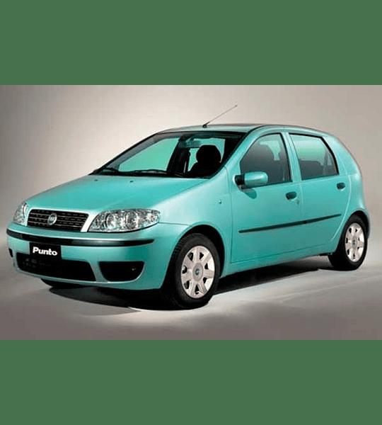 Manual de Taller Fiat Punto / Haynes ( 1999 - 2003 ) Inglés