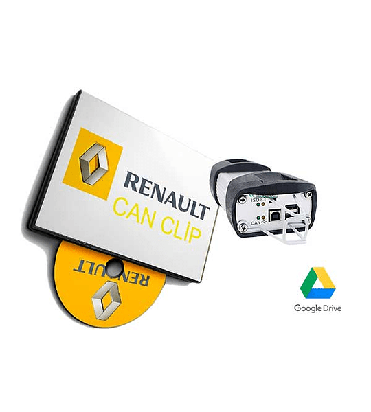 Renault Can Clip V200 Versión 08.2020