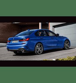 Manual de Usuario BMW F30/F31/F34/F35 (2011 - 2019) En Español