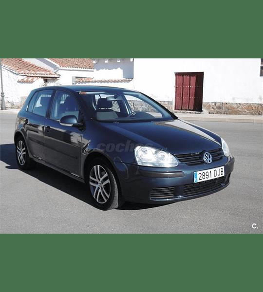 Manual De Taller Volkswagen Golf (1999-2006) En Español