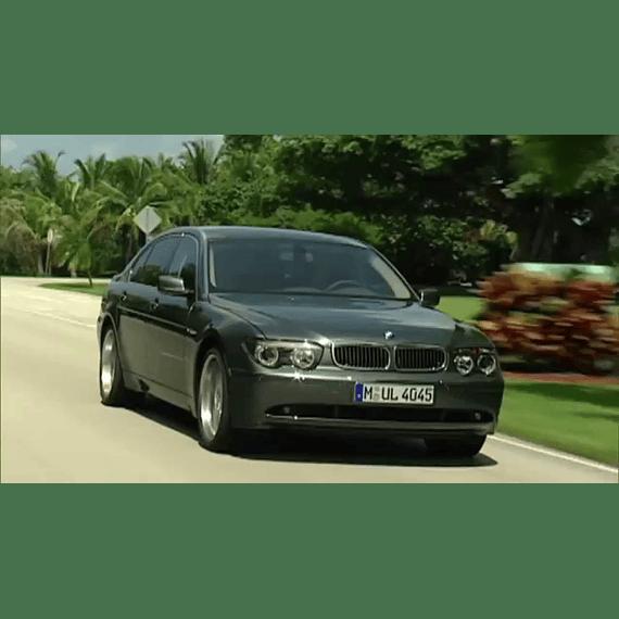 Manual De Usuario BMW E65 (2001–2008) En Español