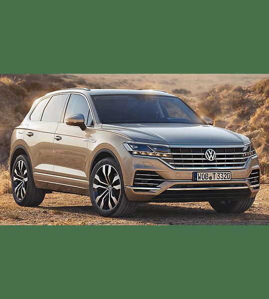 Manual De Taller Volkswagen Touareg (2010–2018) Inglés