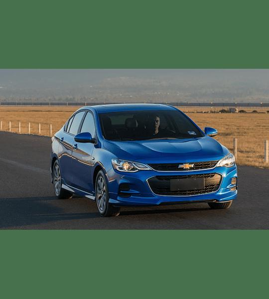 Manual de Taller Chevrolet Cavalier ( 2019 ) En Español
