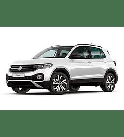 Diagramas Eléctricos - Volkswagen T-Cross ( 2019 - 2020 ) Inglés