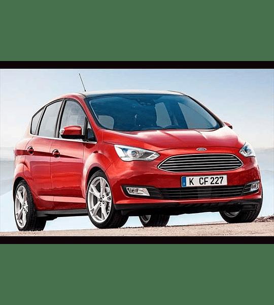 Manual de Taller Ford C-Max (II generación 2011-2019) Inglés
