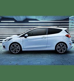 Diagramas Eléctricos Ford Fiesta ( 2017 - 2020 ) Inglés