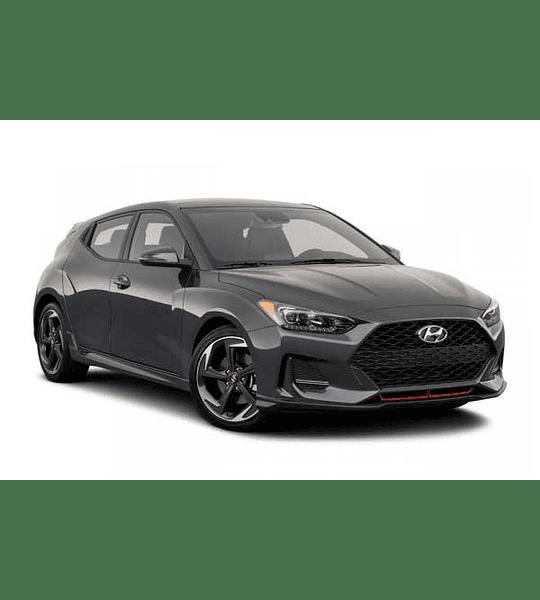 Manual de Taller Hyundai Veloster ( 2018-2020 ) Inglés