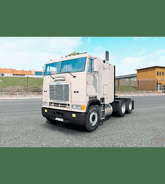 Manual De Taller Freightliner FLB  ( En Inglés )