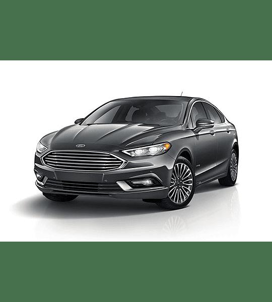 Manual De Taller Ford Fusion (2013-2018) En Español