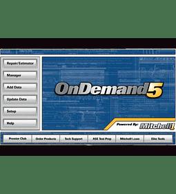 Mitchell OnDemand 5 ( 2015 )