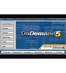Pack Automotriz Mitchell Ondemand 5 + Simplo 2019