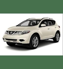 Manual de Usuario Nissan Murano ( 2014 - 2016 ) Español