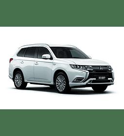 Diagramas Eléctricos - Mitsubishi Outlander III ( 2013 - 2019 ) Inglés