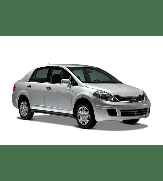 Manual de Usuario Nissan Tiida ( 2015 - 2017 ) Español