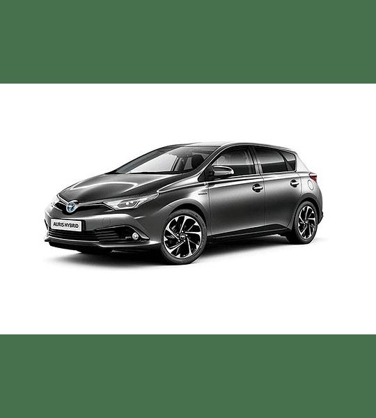 Manual de Usuario - Toyota Auris ( 2016 - 2018 ) Español